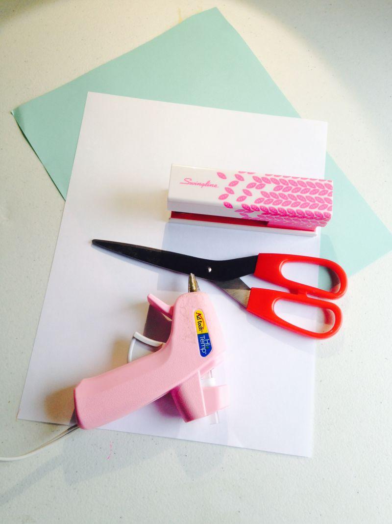 cmo hacer moos de papel para regalos de navidad