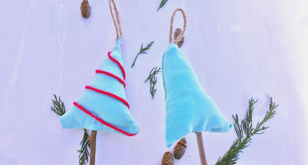 Diy adorno para el arbol de navidad vero hoy - Adornos navidenos para el arbol ...